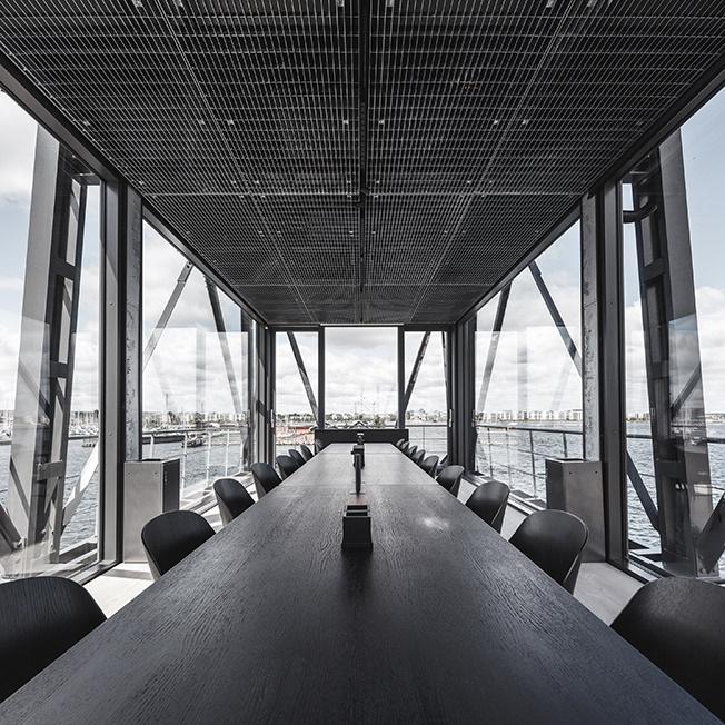 Krane Copenhagen Kopenhagen Design Crane Hotel One Room Mads Moeller Arcagency new boutique hotel the better places travel blog germany
