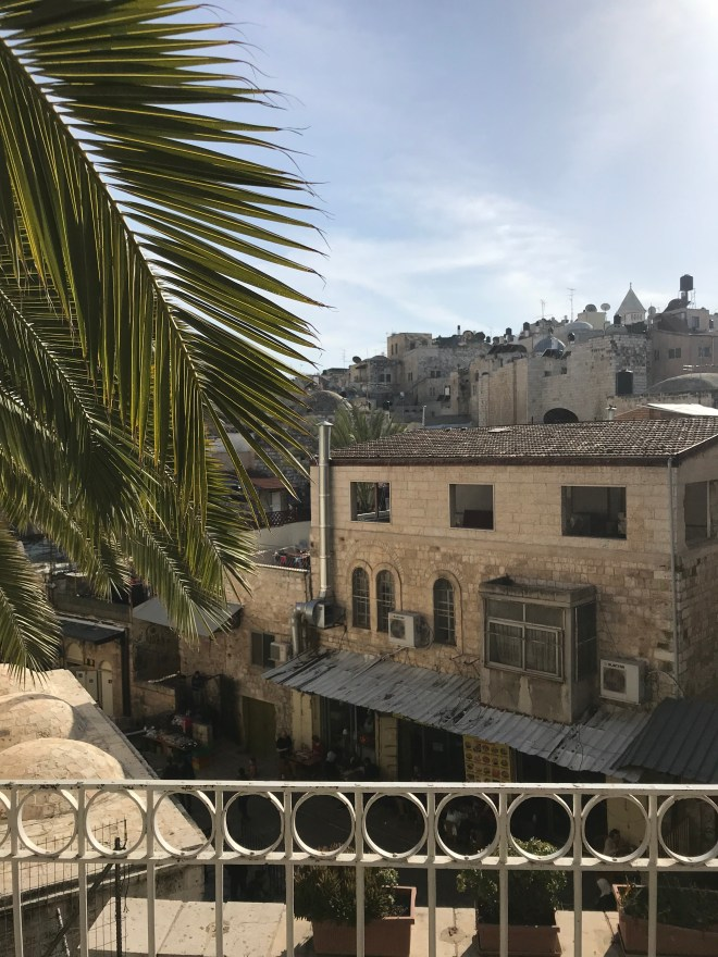 Jerusalem travel guide 24 hours best view rooftop Austrian embassy