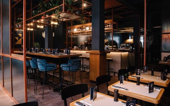Best Pizza Restaurant Hamburg Pizza Social Club Interior