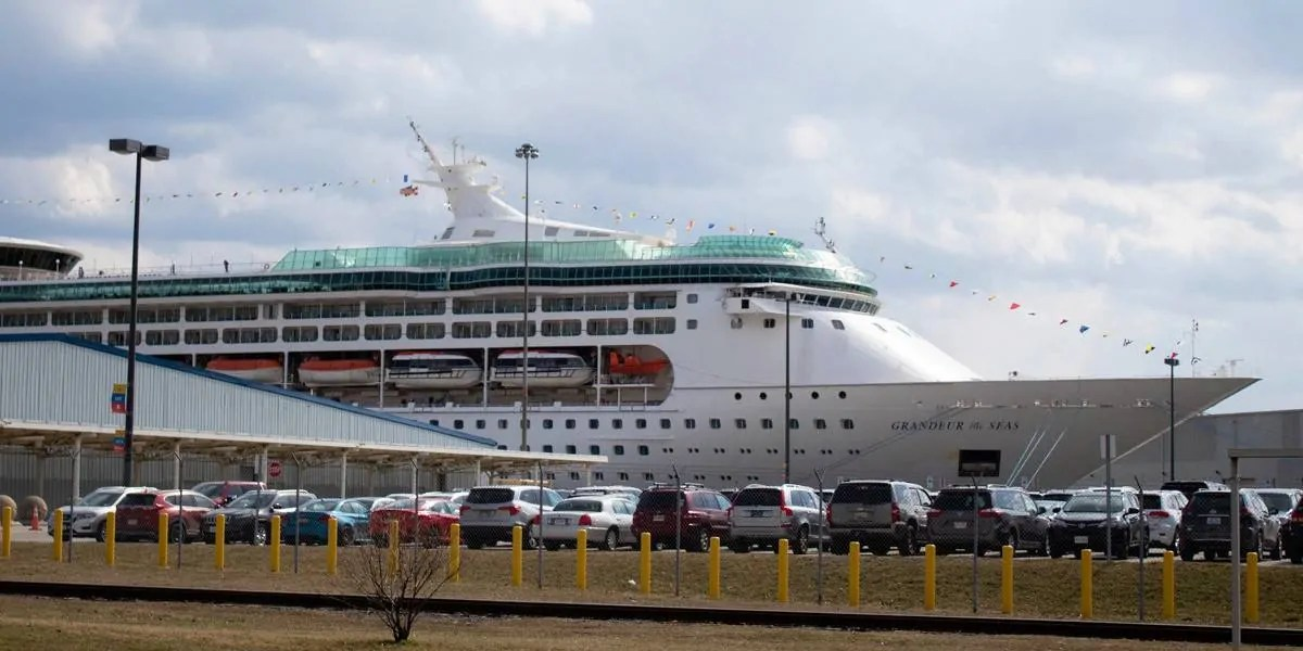 Cruise from Baltimore Port