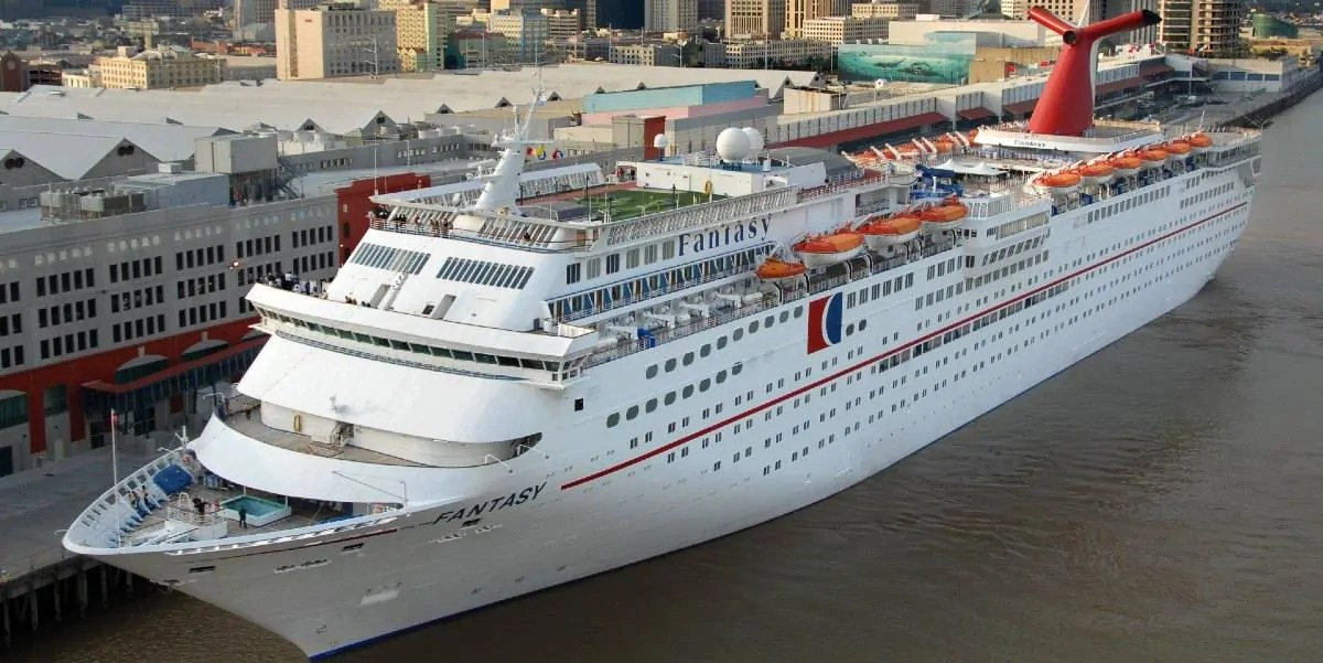 Carnival cruises from New Orleans