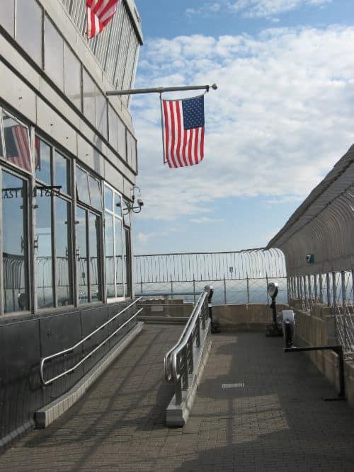 86 floor observatory ESB