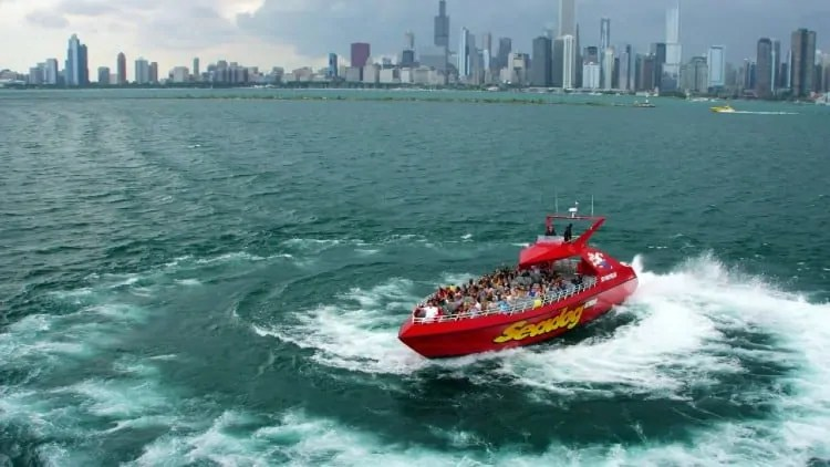 Seadog Cruises in Chicago