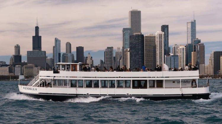 Wendella Chicago architecture tour