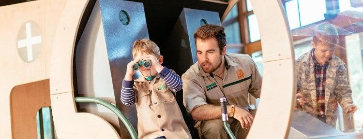 Ranger Kids at Werribee Zoo