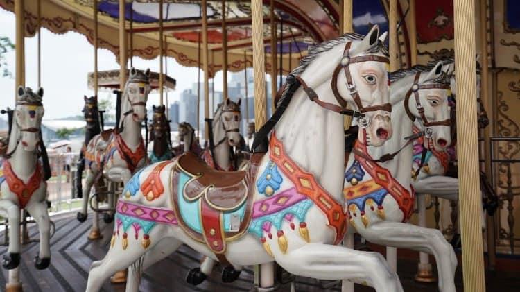 Carousel at HKOW