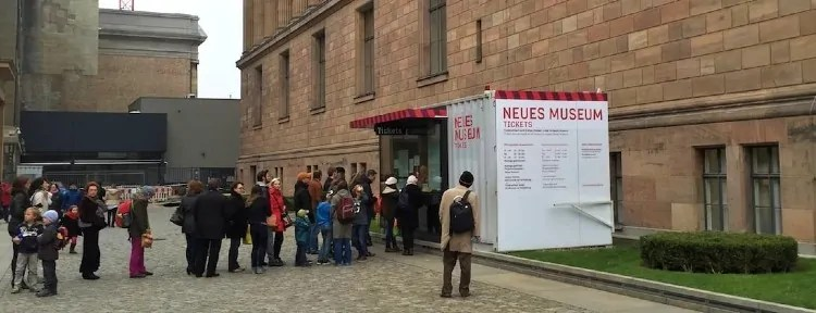 Neues Museum Skip the Line tickets