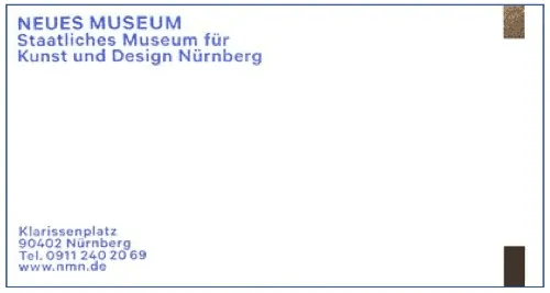 Neues Museum entry ticket