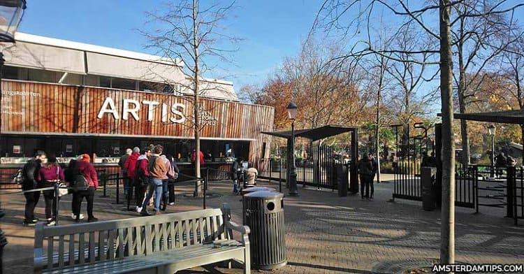 Amsterdam Royal Zoo tickets