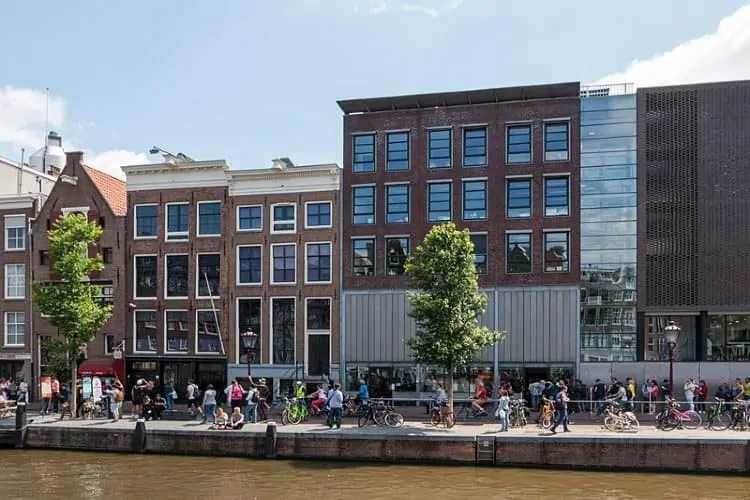 Anne Frank House building