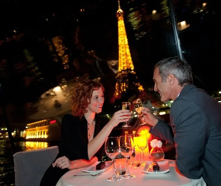Romantic Gourmet dinner cruise