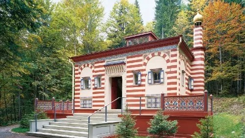 Moroccan House at Linderhof Park