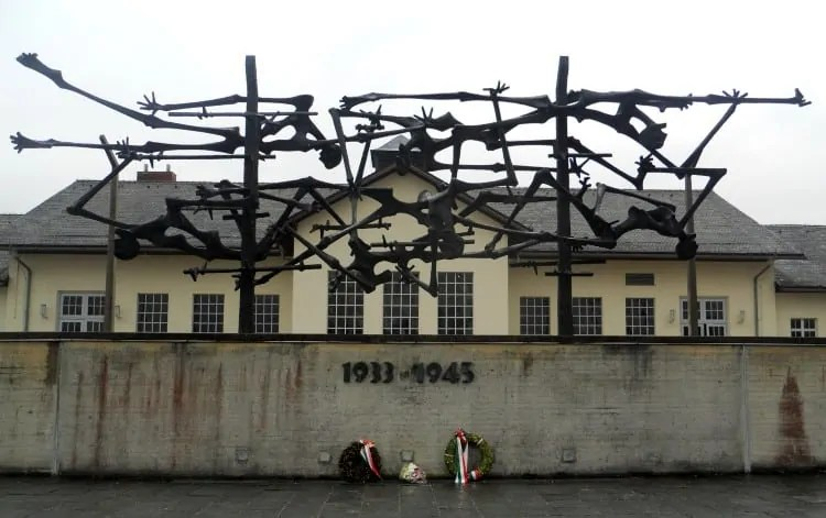 Dachau Memorial Sculpture