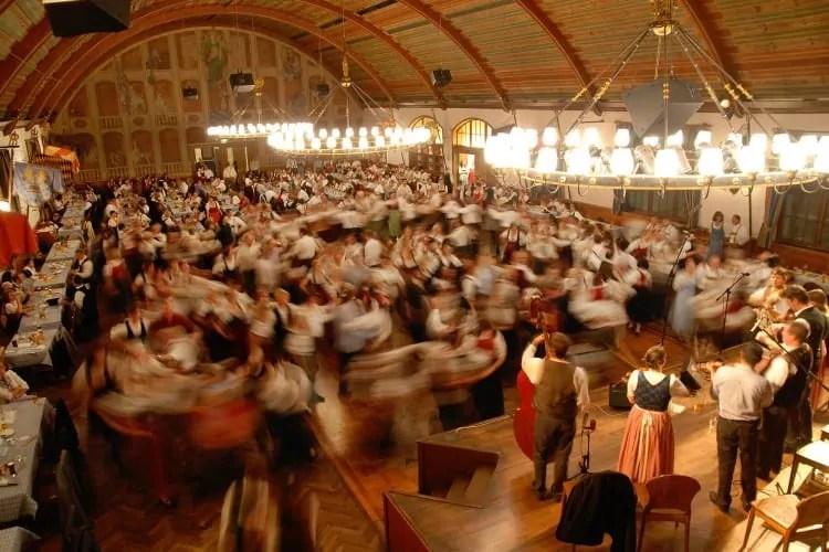 Festsaal at Hofbrauhaus Munich