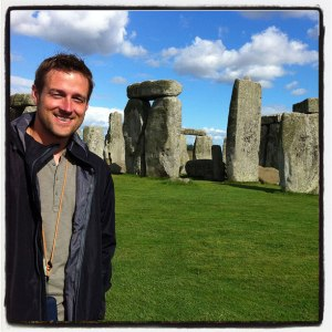 john hutcherson stonehenge