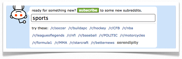 finding subreddits