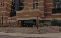 The Bexar County Jail.