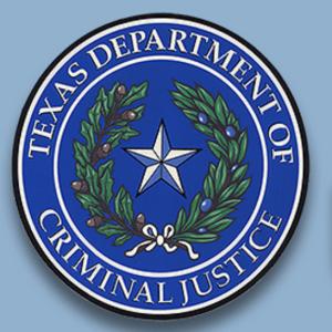 photo of TDCJ seal