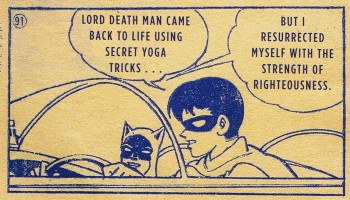 "From Eventized: ""The Coolest '60s Japanese Batman Panel Ever?"""