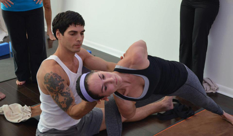david regelin anglephile  the body electric yoga and