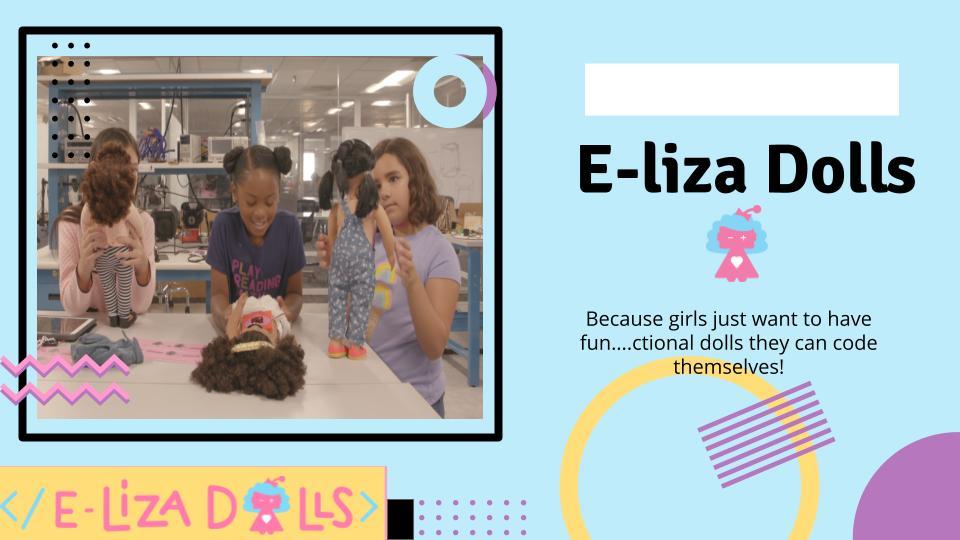 Introducing Eliza Kosoy; E-liza Dolls