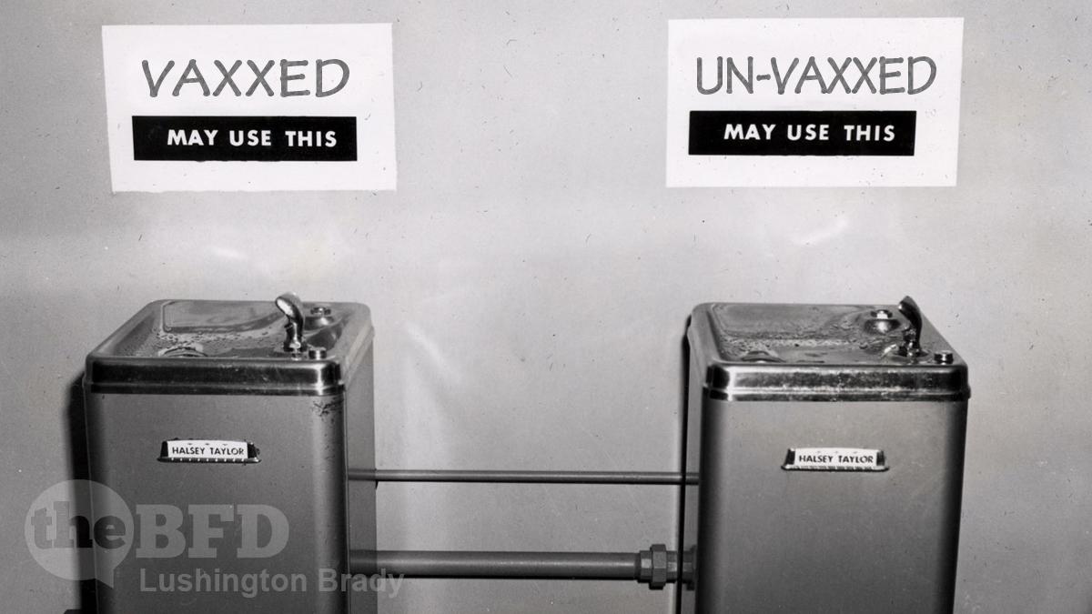 Vacccine Passports: Ugly Segregation