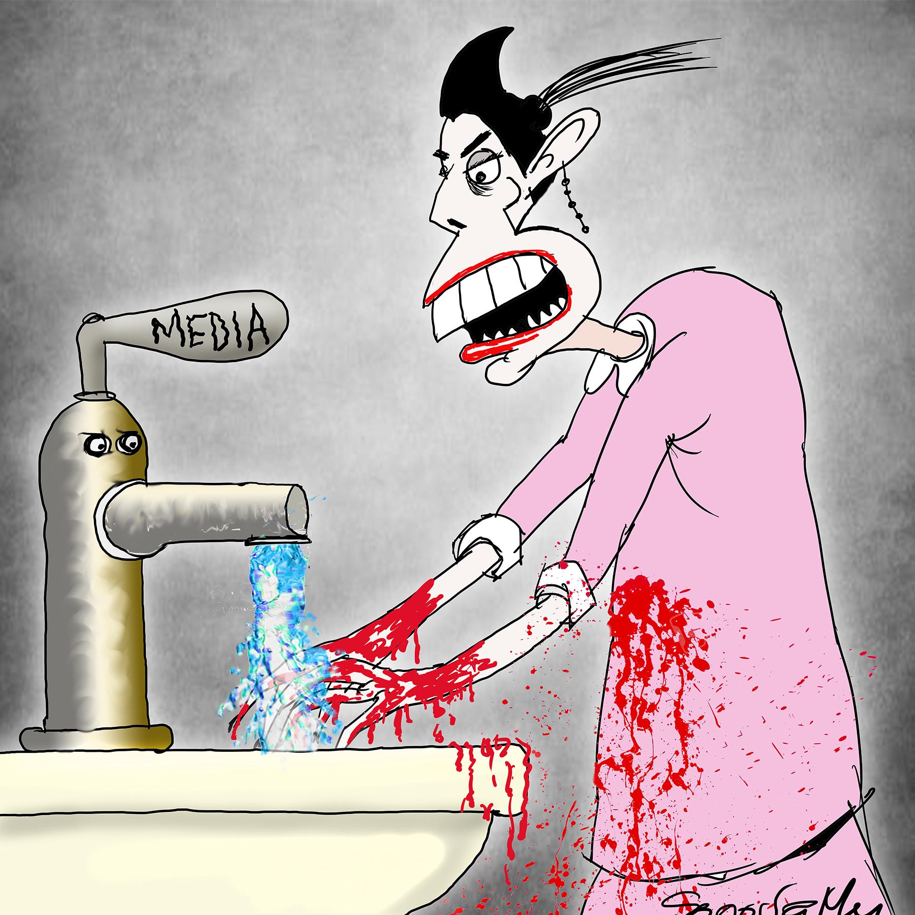 Free Taste: Cartoons by SonovaMin