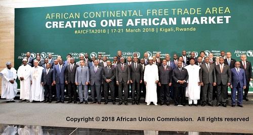President Akufo-Addo to open AfCFTA Secretariat building on Monday