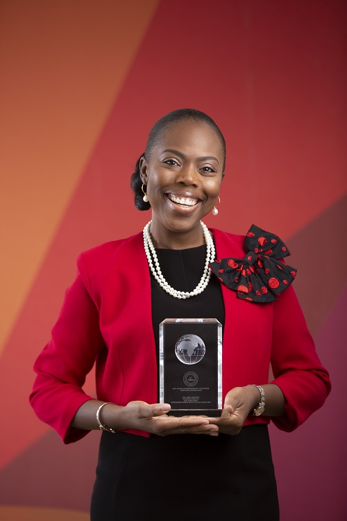 Abena Osei-Poku, Absa Bank MD, named Outstanding Woman CEO of the Year -  The Business & Financial Times