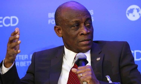 Gov't must use part of US$1bn SDR fund to retire zero coupon bond – Terkper