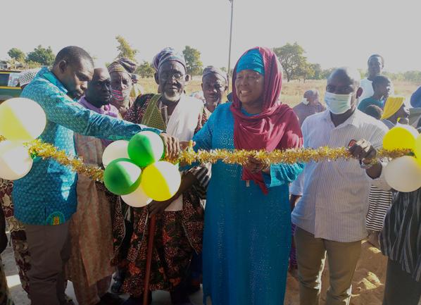 Savelugu Municipal Assembly hands over four CHPS compounds to communities