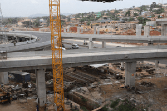 Road users see life-changing impact as AfDB funded jumbo road interchange partially opens