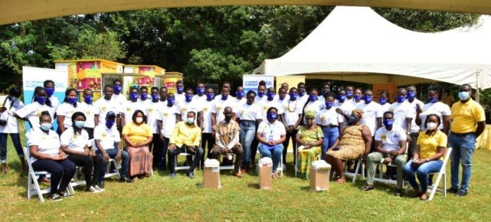 MTN Foundation empowers youth in mobile phone repairs
