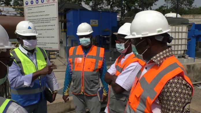 EPA, Zeal to operate lab for petroleum industry in T'di