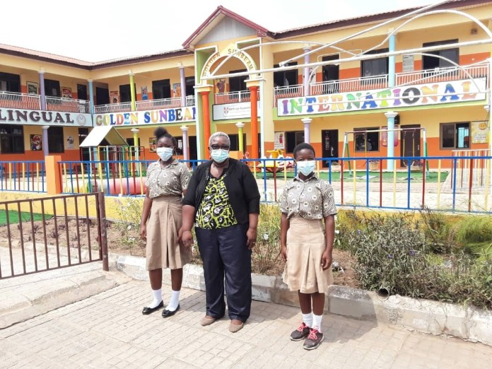 Golden Sunbeam International school:  – leads the way in COVID-19 safety standards investing over US$100,000