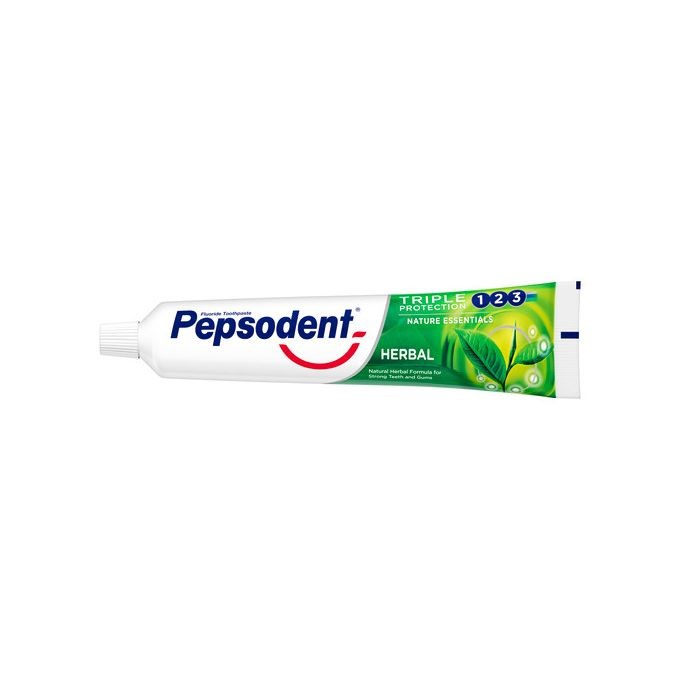 Unilever Introduces Pepsodent Herbal, new natural variant