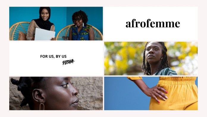 Josiane Faubert celebrates black women with Afrofemme collection ahead of IWD 2021