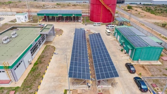 Puma Energy launches solar power systems - The Business & Financial Times
