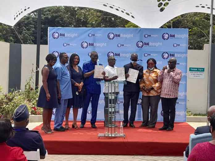 BAJ Freights and Logistics gets ISO certificates, dedicate office complex in Tema