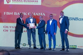 FBNBank wins 'Outstanding SME Bank of the Year' award