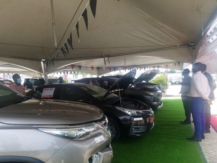 Toyota ventures into used car dealership market