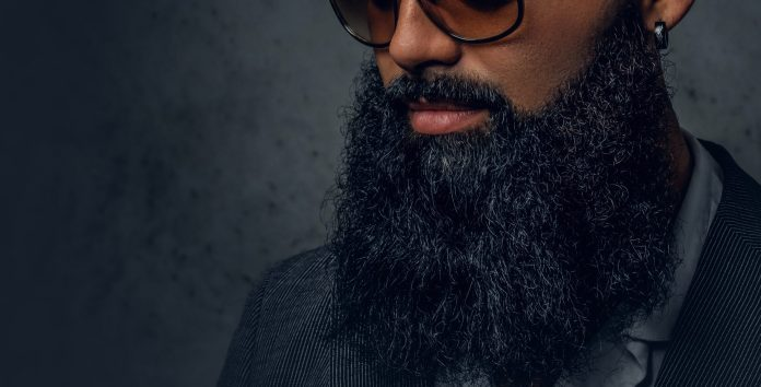 The Bearded Gang at the Front: Implications of facial hair for front line work
