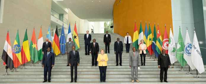 G20 Compact with Africa reaffirms commitment to securing Africa's recovery