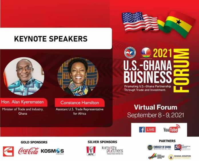 AmCham Ghana partners U.S. Chamber of Commerce to organise 2021 U.S.-Ghana Business Forum today