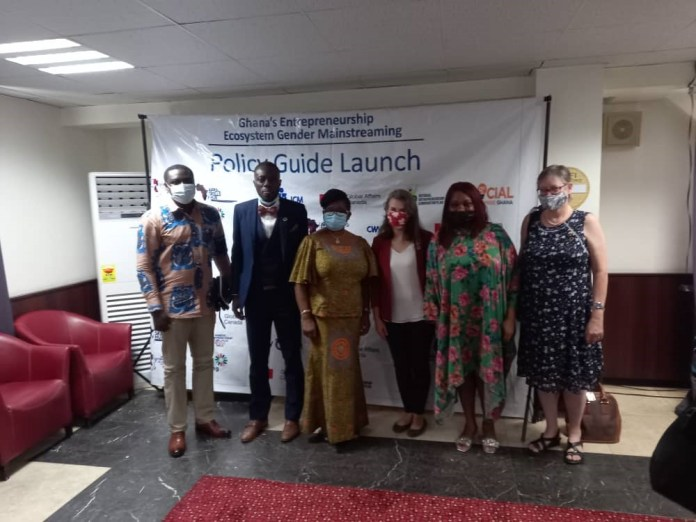 Gender mainstreaming policy guide on entrepreneurship launched