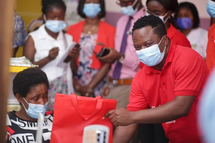 Vodafone Foundation discharges 375 patients in 2021 Homecoming Programme