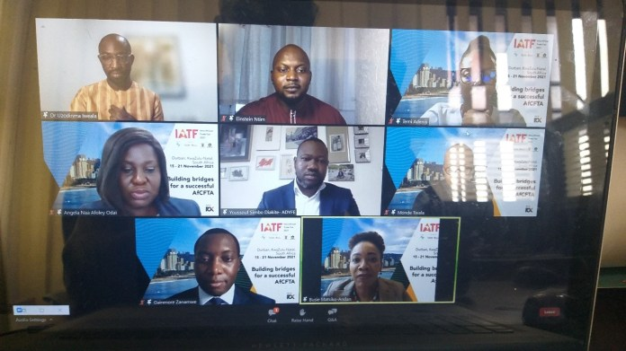 Diasporans urged to fully engage with Africa and IATF2021