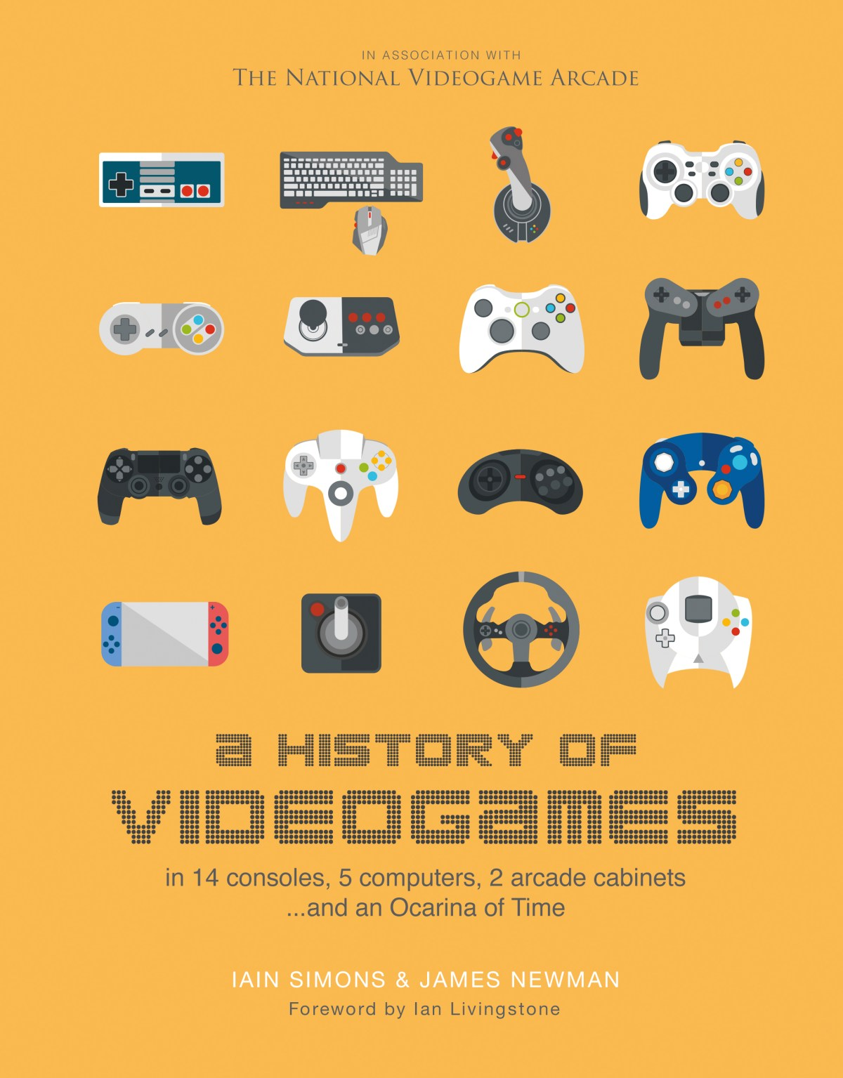 A History of Videogames in 14 Consoles, 5 Computers, 2 Arcade Cabinets… And an Ocarina of Time