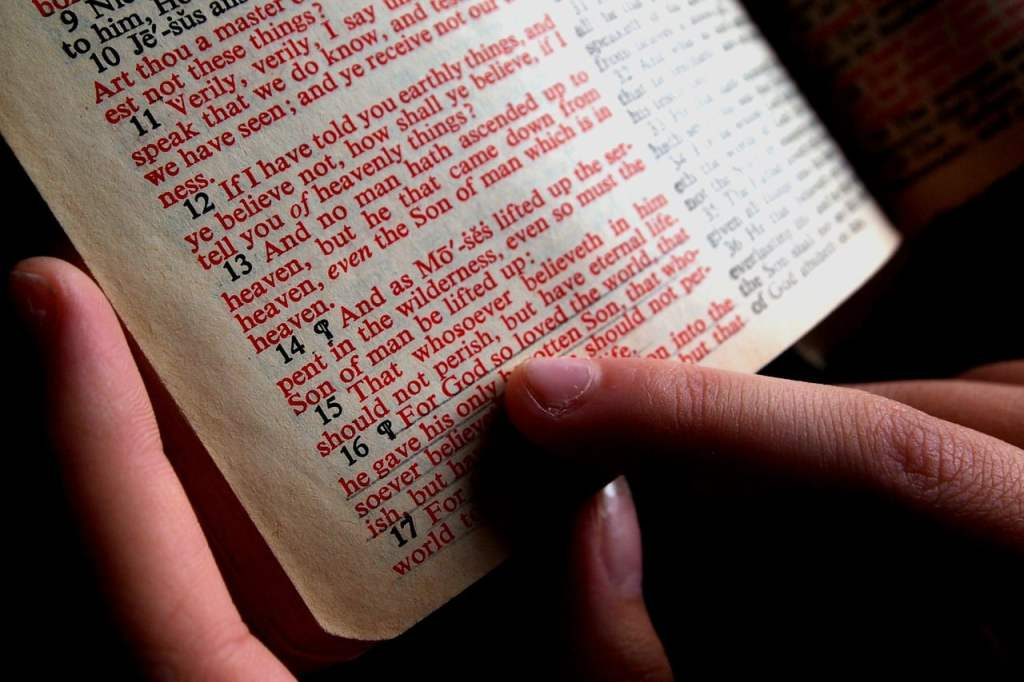 What is a Red Letter Edition Bible?   The Bible Answer