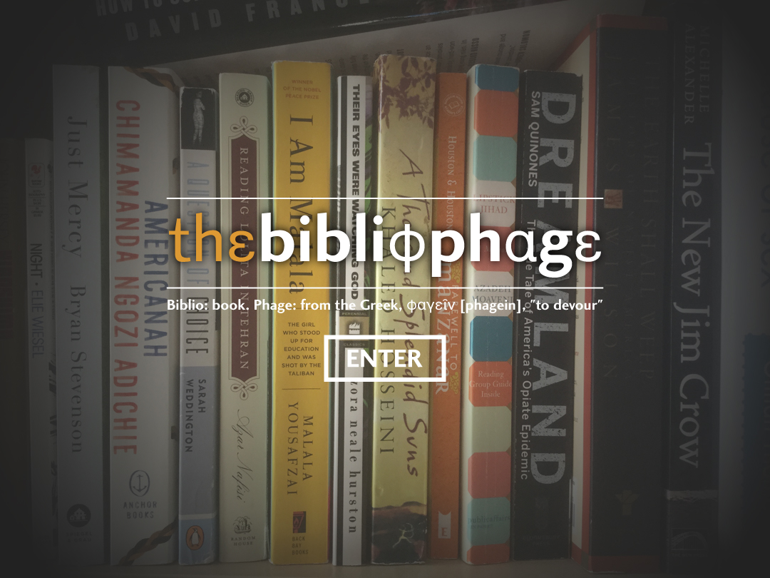 The Bibliophage